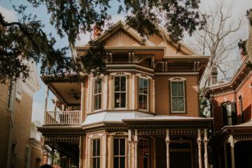 Une résidence américaine