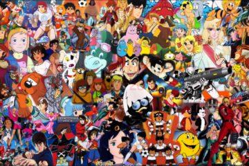 sAGA IRREEL Panorama dessins animés jeunesse